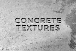 Concrete Textures Pack
