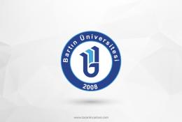 Bartın Üniversitesi Vektörel Logosu