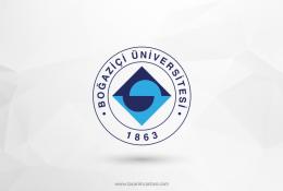 Boğaziçi Üniversitesi Vektörel Logosu