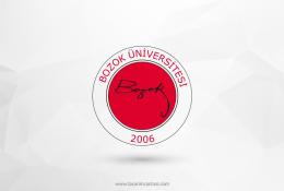Bozok Üniversitesi Vektörel Logosu
