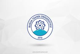 Bursa Teknik Üniversitesi Vektörel Logosu
