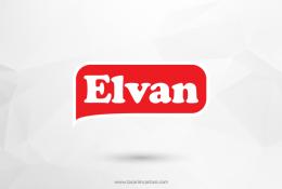 Elvan Gıda Vektörel Logosu
