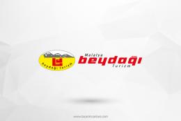 Beydağı Turizm Vektörel Logosu