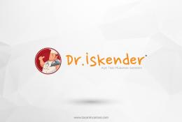 Dr.İskender Vektörel Logosu