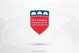 Kemerburgaz(İKBU) Üniversitesi Vektörel Logosu