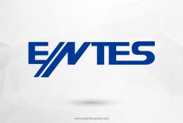 Entes Elektronik Vektörel Logosu