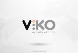 Viko Vektörel Logosu
