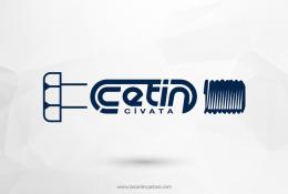 Çetin Civata Vektörel Logosu