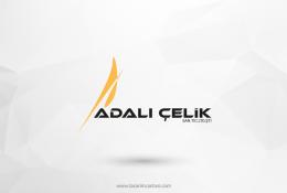 Adalı Çelik Vektörel Logosu