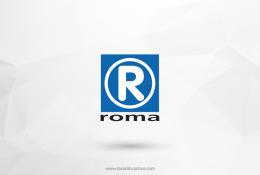 Roma Plastik Vektörel Logosu