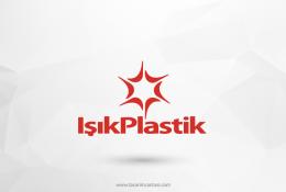 Işık Plastik Vektörel Logosu
