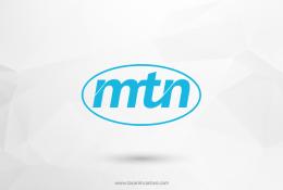 Mtn Kalıp Vektörel Logosu