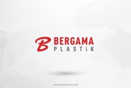 Bergama Plastik Vektörel Logosu