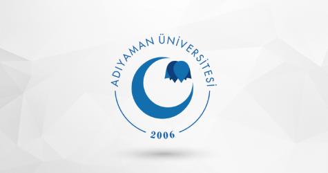 Adıyaman Üniversitesi Vektörel Logo