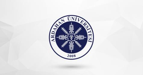 Ardahan Üniversitesi Vektörel Logosu