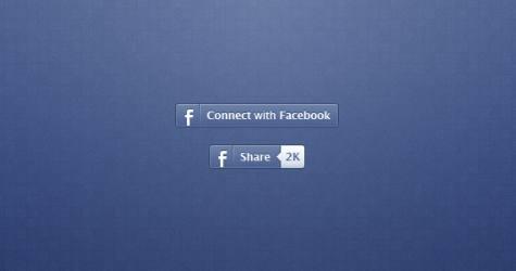 Facebook Butonları