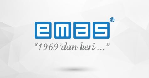 Emas Elektrik Vektörel Logosu