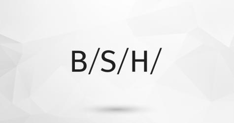 B/S/H/ Vektörel Logosu