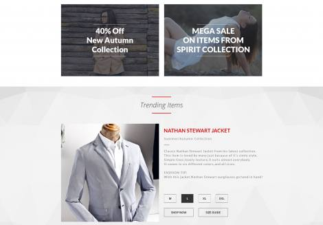 Brandly Website Template