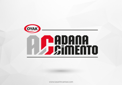 Adana Çimento Vektörel Logosu