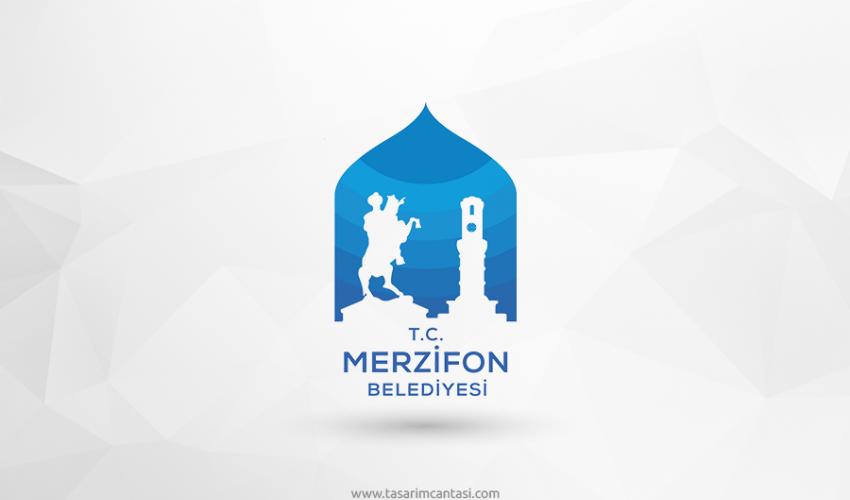 Merzifon Belediyesi Vektörel Yeni Logosu