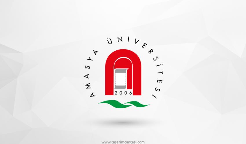 Amasya Üniversitesi Vektörel Logosu