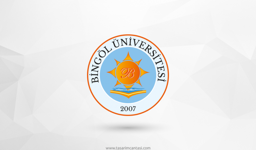 Bingöl Üniversitesi Vektörel Logosu