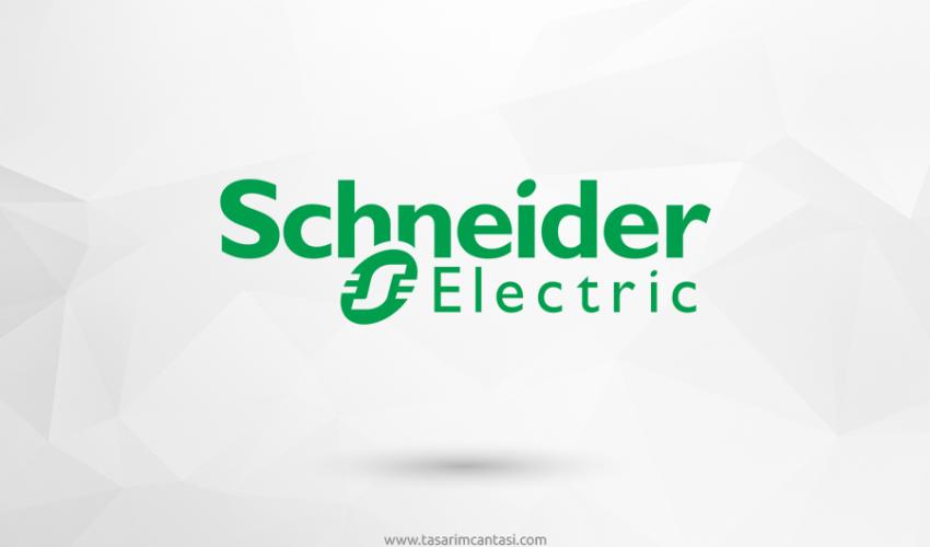 Schneider Elektrik Vektörel Logosu