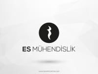 Es Mühendislik Vektörel Logosu