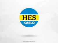 Hes Kablo Vektörel Logosu