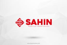 Şahin Mobilya Vektörel Logosu