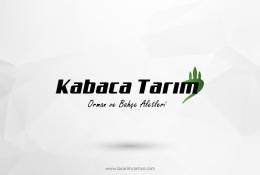 Kabaca Tarım Vektörel Logosu
