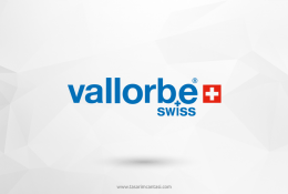 Vallorbe Swiss Vektörel Logosu