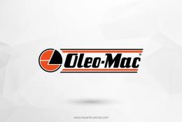 Oleo-Mac Vektörel Logosu