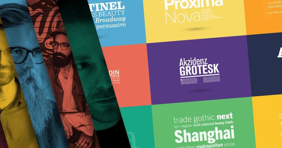 Dünyaca Ünlü Tasarımcıların En Sevdiği 3 Font
