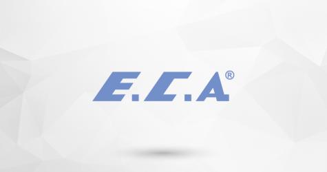 E.C.A Vektörel Logosu
