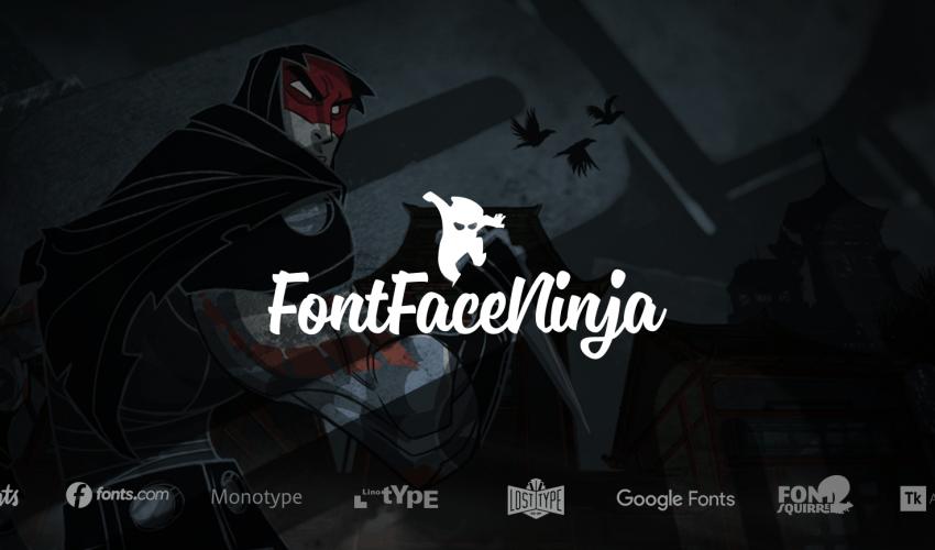 Beğendiğiniz Fontu Bulan Eklenti: Font Face Ninja !