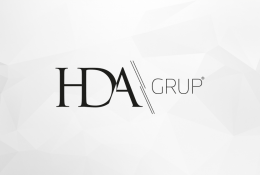 Hda Grup Vektörel Logosu