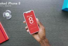 İphone 8 Mockup